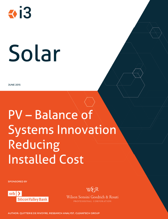Solar Pv Balance Of Systems Whitepaper 2015 Download